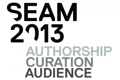 SEAM – AUTHORSHIP, AUDIENCE, CURATION