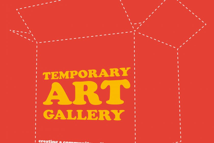 TEMPORARY ART GALLERY
